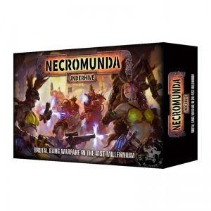 Necromunda: Underhive (Castellano/Ingles)