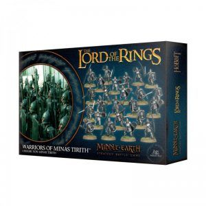 Middle Earth Strategy Battle Game: Warriors Of Minas Tirith (30-21)
