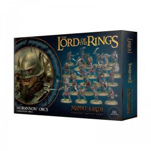 Middle Earth Strategy Battle Game: Morannon Orcs (30-34)