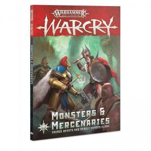 Warcry: Monstruos Y Mercenarios (Castellano) (111-17)