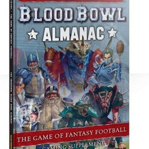 The 2017 Blood Bowl Almanac (Castellano)