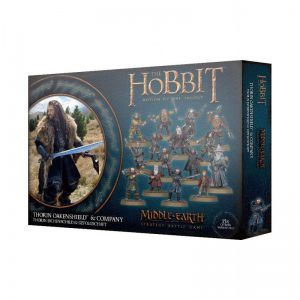 Middle Earth Strategy Battle Game: Thorin Oakenshield & Company (30-42)
