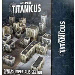 ADEPTUS TITANICUS CIVITAS IMPERIALIS SECTOR