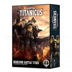 Adeptus Titanicus: Warlord Battle Titan (400-22)