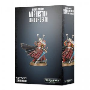 Blood Angels: Mephiston Lord Of Death (41-39)
