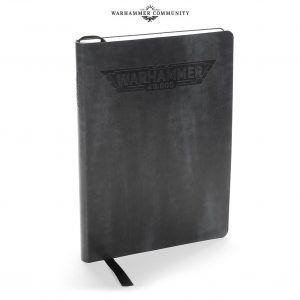 WARHAMMER 40000 (Novena Edición): DIARIO DE LA CRUZADA (ESPAÑOL)
