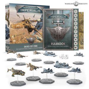 Aeronautica Imperialis: Skies Of Fire (Inglés)