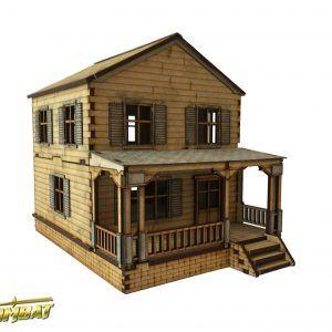TTCombat: Grey Harbor House C
