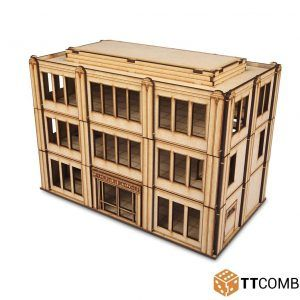 TTCombat: Lexington Building