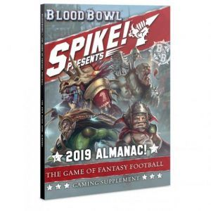 The 2019 Blood Bowl Almanac (ingles)