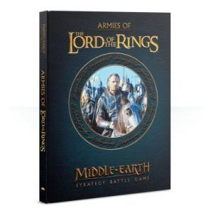 Middle Earth Strategy Battle Game: Armies Of The Lord Of The Ring (Inglés) (01-02-60)