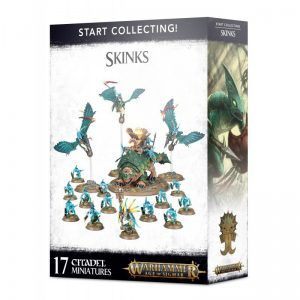 Start Collecting: Skinks (70-72)
