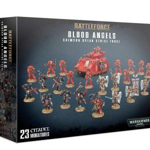 Blood Angels: Battleforce – Crimson Spear Strike Force (71-53)