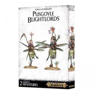 NURGLE ROTBRINGERS: Pusgoyle Blightlords