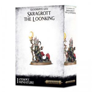 GLOOMSPITE GITZ: SKRAGROTT THE LOONKING