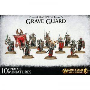 DEATHRATTLE: GRAVE GUARD