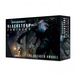 Blackstone Fortress: The Dreaded Ambull / El Temible Ambull (Castellano) (BF-02-03)