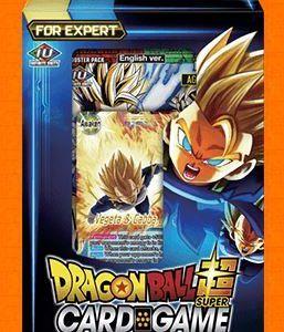 Dragon Ball Super Card Game: Expert Deck – Universe 6 Assailants