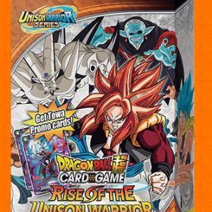 Dragon Ball Super Card Game: Premium Pack Set 01