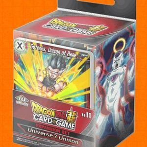 Dragon Ball Super Card Game: Expansion Set 11 -Universe 7 Unison