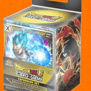 Dragon Ball Super Card Game: Expansion Set 12 -Universe 11 Unison