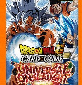 Dragon Ball Super Card Game: Series 9 -Universal Onslaught