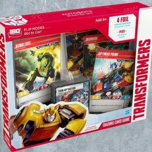 Transformers TCG: Autobots Starter Set (Ingles)