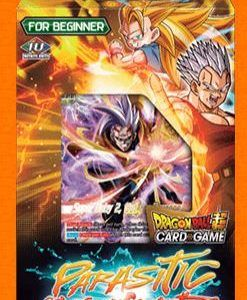 Dragon Ball Super Card Game: Starter Deck 10 – Parasitic Overlord