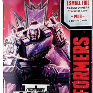 TRANSFORMERS TCG – War For Cybertron Siege II Booster Pack (Ingles)