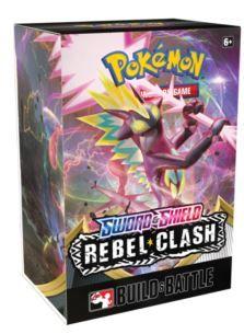 Pokemon TCG –  Pack Presentación Choque Rebelde