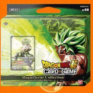 DRAGON BALL SUPER CARD GAME Magnificent Collection-Forsaken Warrior