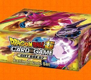 Dragon Ball Super Card Game: Gift Box 02