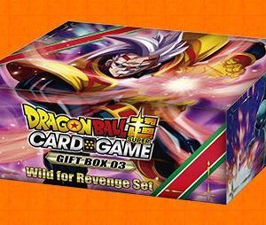 Dragon Ball Super Card Game: Gift Box 03