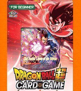 Dragon Ball Super Card Game: Starter 9 – The Saiyan Legacy (SD09)