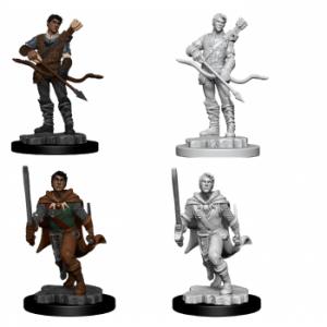 Dungeons & Dragons: Male Human Ranger