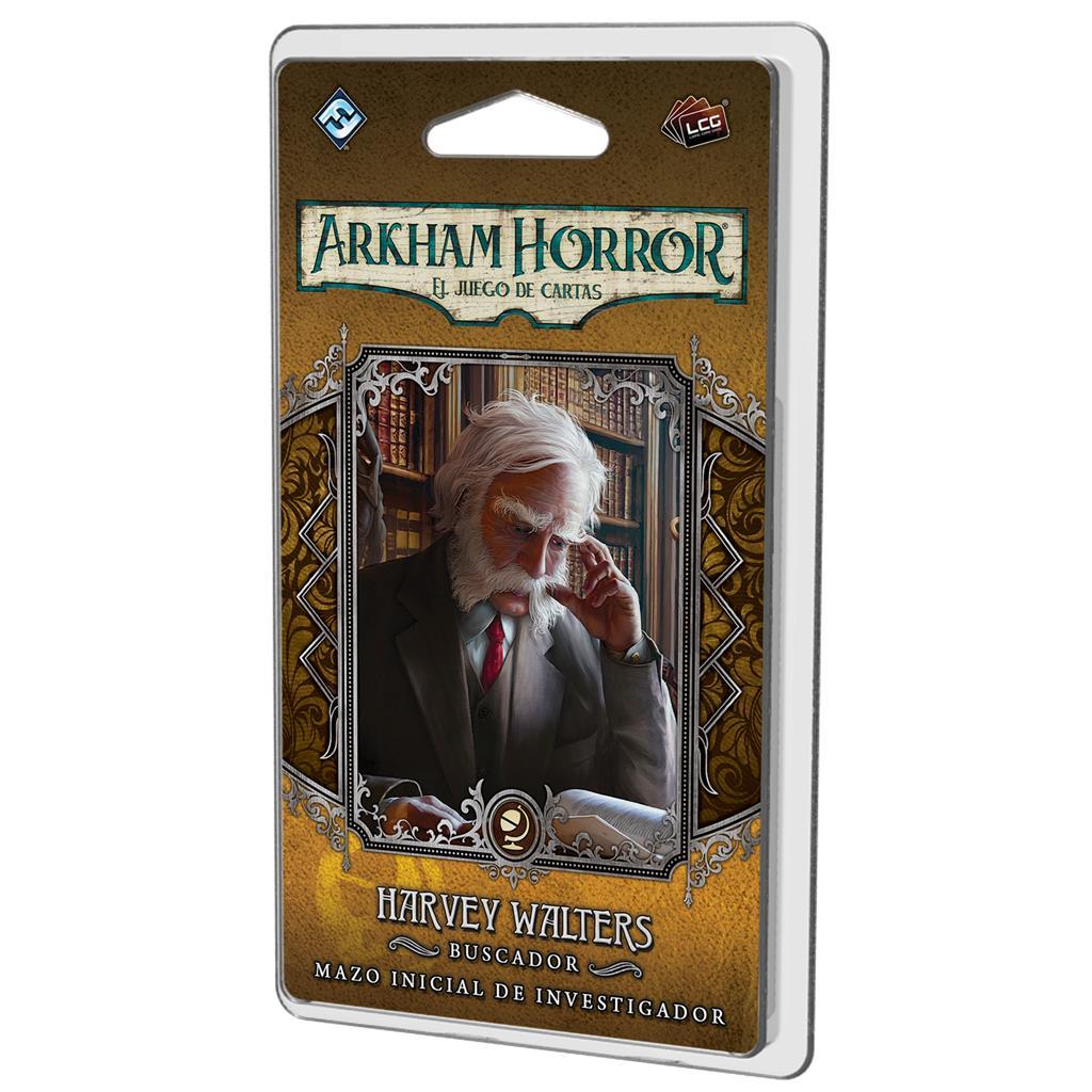 Arkham Horror LCG: Harvey Walters Mazo De Investigador (Preventa – 28/08/20)