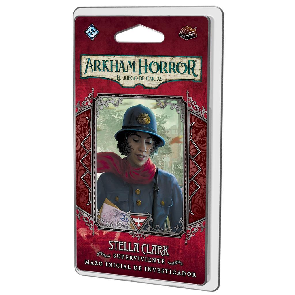 Arkham Horror LCG: Stella Clark Mazo De Investigador (Preventa 28/08/20)