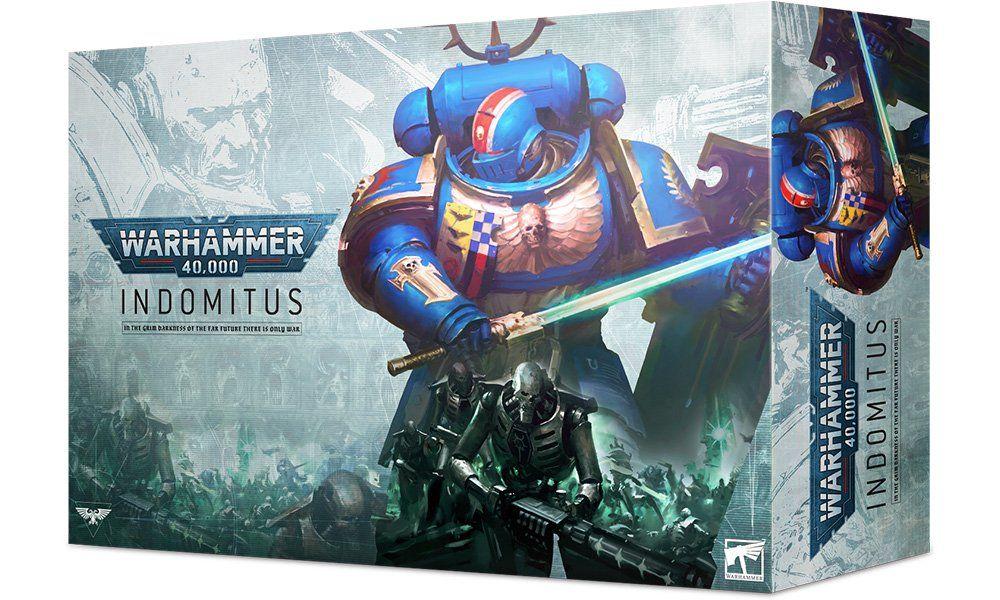 [Prepedido – SEGUNDA OLEADA] Warhammer 40000 (9ª Ed): Indomitus (Castellano)