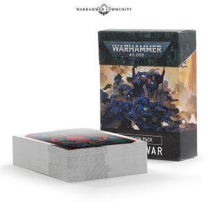 Warhammer 40000 (Novena Edición) Pack De Misiones: Guerra Abierta (40-20)