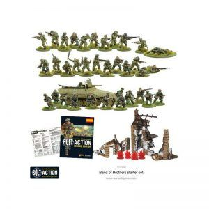 "Bolt Action: 2 Starter Set ""Band Of Brothers"" – Spanish"