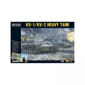 Bolt Action: Soviet KV-1 / KV-2 Heavy Tank