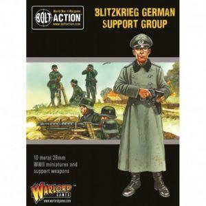 Bolt Action: Blitzkrieg German Support Group