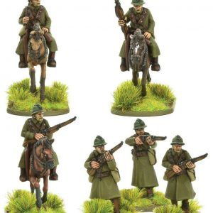 Bolt Action: French Army Cavalry A