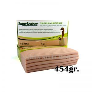 Super Sculpey Beige 454 Gr