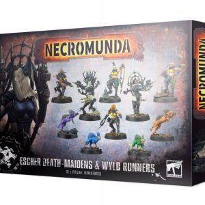 Necromunda: Escher Death Maidens & Wyld Runners (300-66)