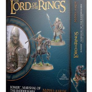 Middle Earth Strategy Battle Game: Eomer Marshal Of The Riddermark (30-50)
