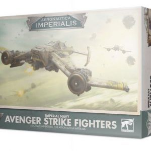 Aeronautica Imperialis: Navy Avenger Strike Fighters (500-34)