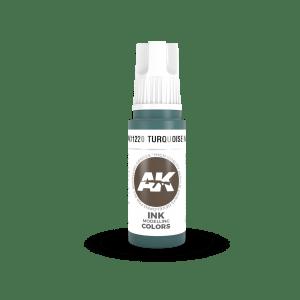 Turquoise INK 17ml AK11220