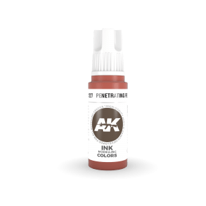 Penetrating Red INK 17ml AK11227