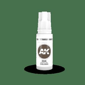 Titanium White INK 17ml AK11230